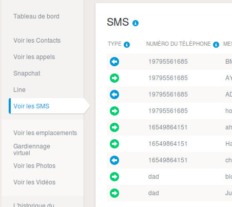 application pour intercepter sms gratuit