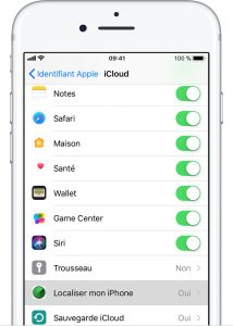 comment localiser et espionner un iphone