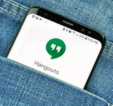 espionner Hangouts