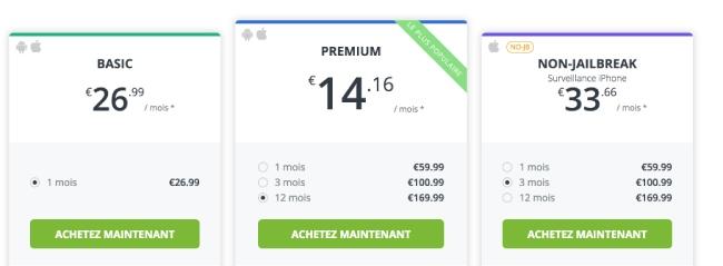 price mspy