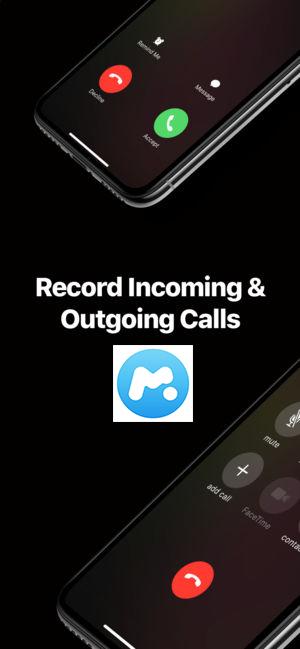 peut on enregistrer une conversation avec un iphone
